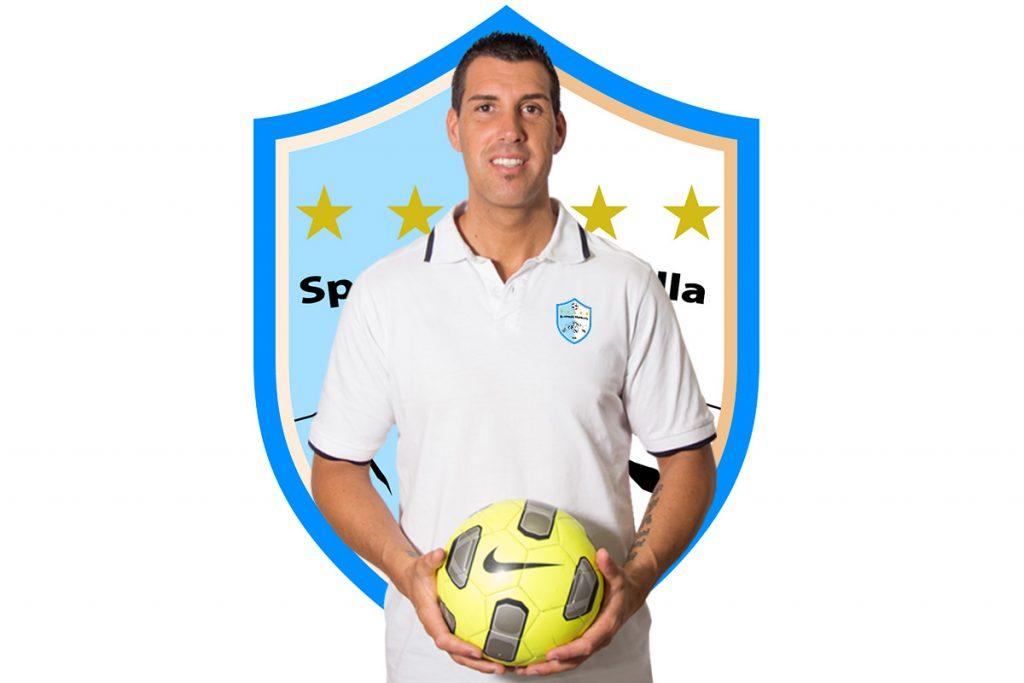 CD Sportcab Marbella - Sergio Caballero