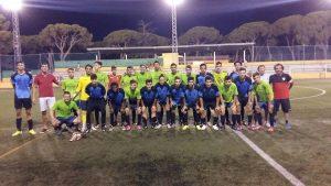 CD-Sportcab Marbella - Seleccion Jóvenes Talentos - CD-Vazquez-Cultural