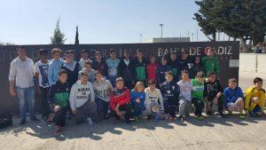 CD Sportcab Marbella - Seleccion Jovenes Talentos - Cadiz -