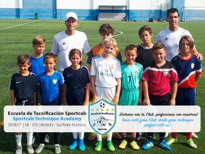 Escuela de Tecnificación Sportcab - Primer-dia-LQ