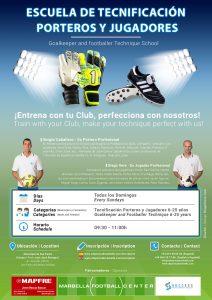 CD Sportcab Marbella - Tecnificación-Porteros y Jugadores - LQ