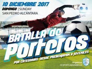 Batalla Porteros Sportcab - Marbella y San Pedro Alcántara