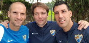CD Sportcab Marbella - Sergio Caballero - Jenisej Krnjaic - Diego Vera