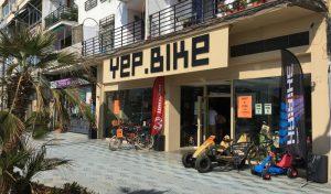 Escuela de Tecnificación Sportcab -Yep-bike - San Pedro