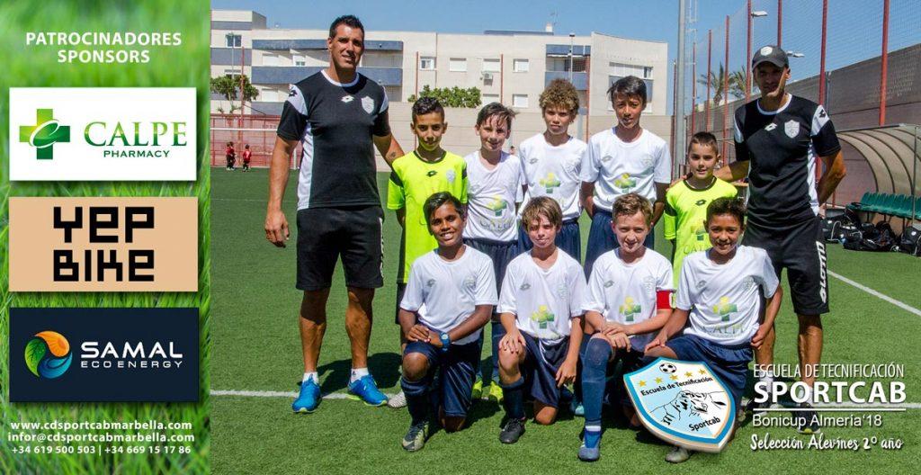 Selección Sportcab - Bonicup-Almeria---Alevin-2-LQ