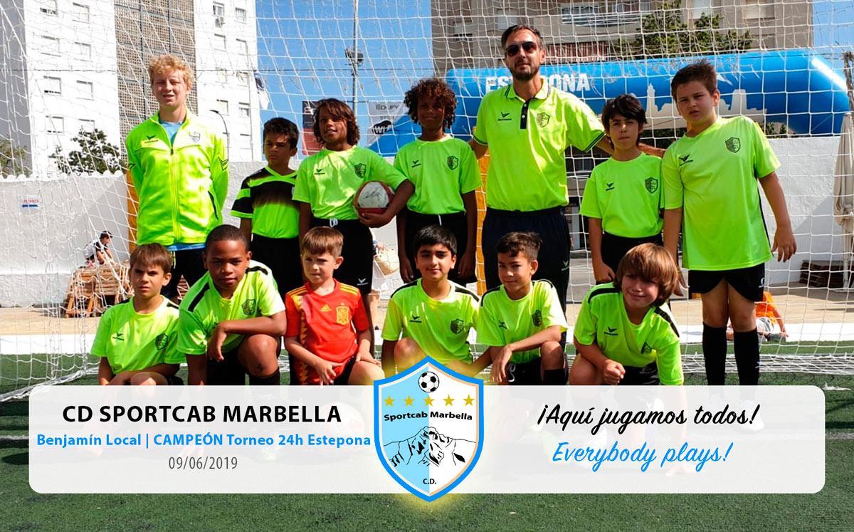 20190609---Sportcab-Benjamín-Campeón-Torneo-24h-Estepona