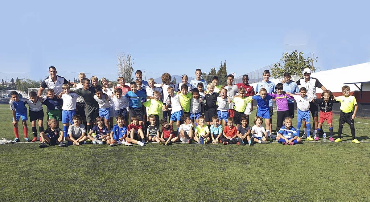 Escuela Tecnificación Sportcab -1200
